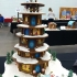 Home for the Holidays 1st Place Adult & Best use of Gingerbread winner