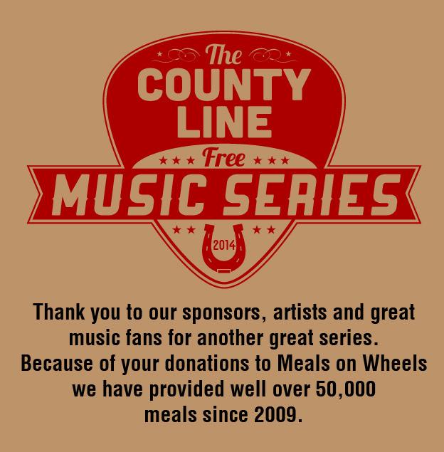 county line music series